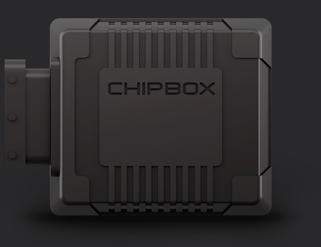 Jeep Cherokee (KK) 2008-2014 CHIPBOX