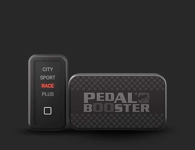 Jeep Wrangler (JL) (2017-...) PEDALBOOSTER TOUCH