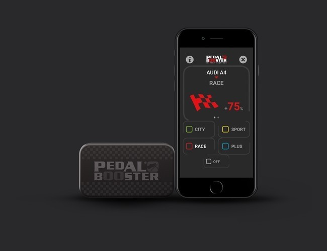 Citroën C-Elysee 2016-... PEDALBOOSTER CONNECT