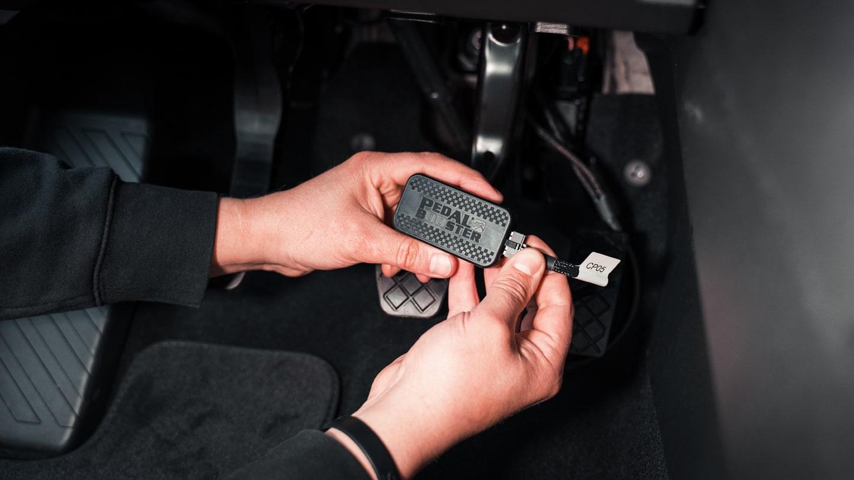 audi pedal booster