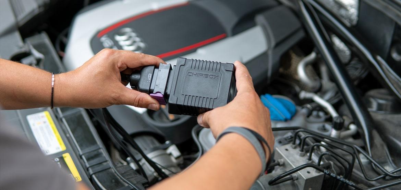 Centraline aggiuntive Audi