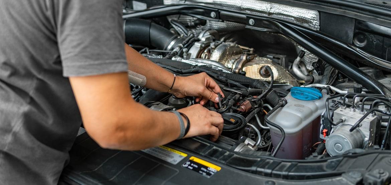 Installation Chip Tuning diesel