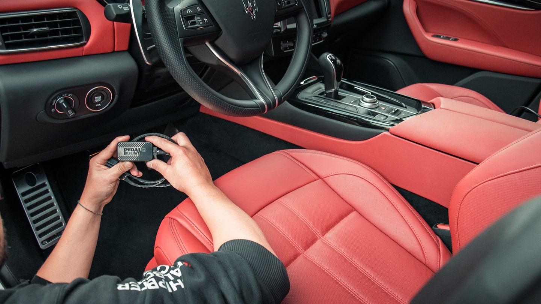accelerator pedal Maserati