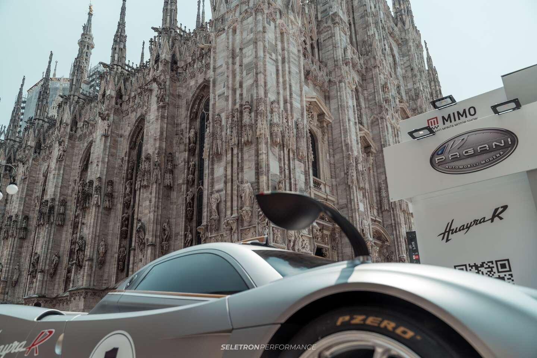 MIMO milano monza motor show 2021