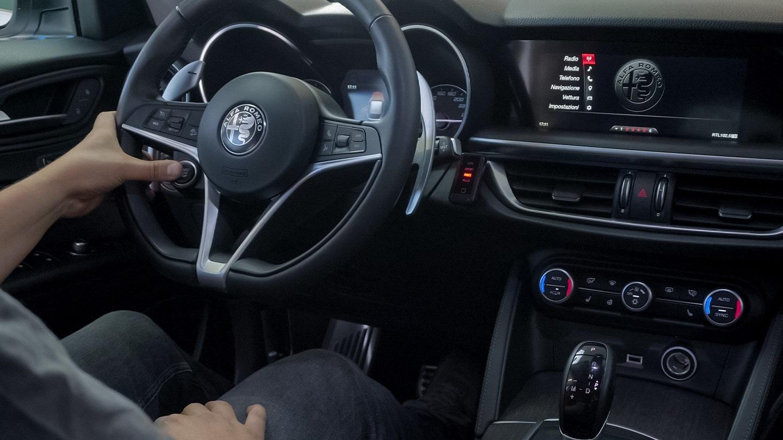 Centralina pedale Audi