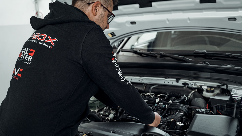 Centralina aggiuntiva Volvo XC40
