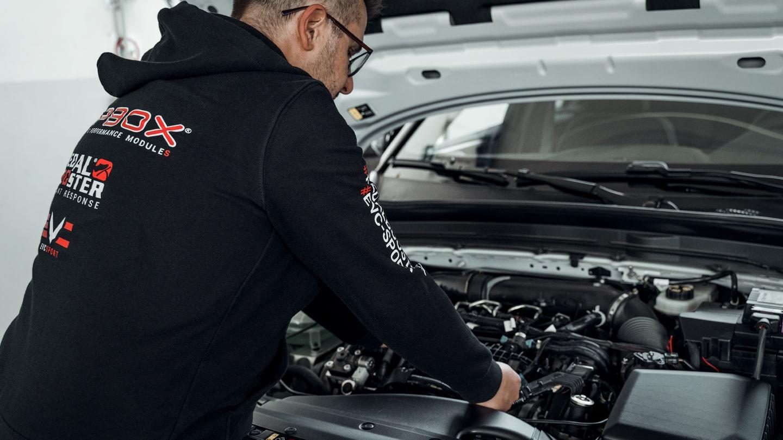 chip tuning Volvo XC40