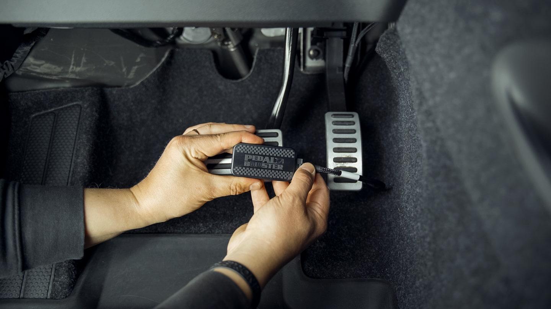 Installazione Centralina pedale Volvo XC40