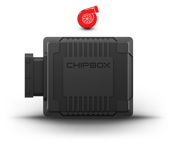 chipbox turbo benzina