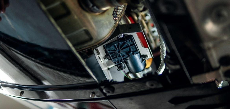 valvetronic control unit