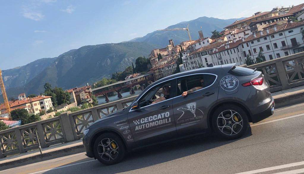 Alfa Romeo Stelvio Spettacolo Sportivo