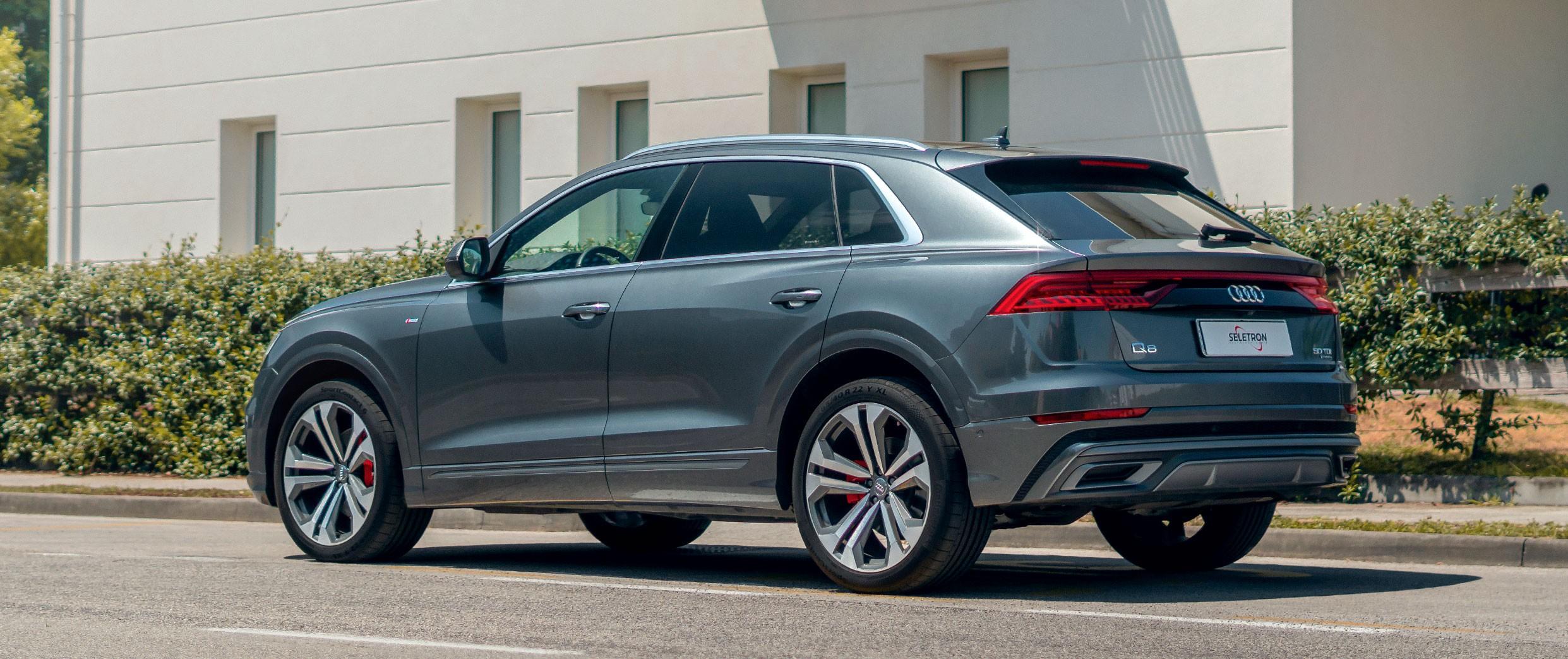 Aumenta la potenza della tua Audi